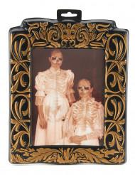 Halloween valokuvakehys luurankolapset
