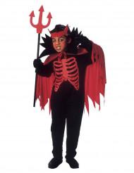 Paholaisen nauru - Naamiaisasu lapselle halloweeniin
