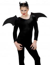 Mustan demonin halloween-setti