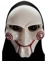 Psykopaattimurhaajan hupullinen naamari aikuiselle