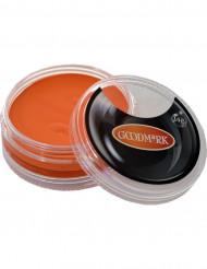 Oranssi vesiliukoinen meikkiväri