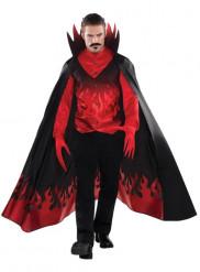 Paholainen viittalla - Halloween-asu miehille