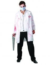 Verinen Halloween lääkäriasu