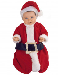 Vauvojen luksus joulutonttu-asu