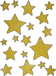 Jouluiset tähtitarrat