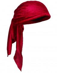 Aikuisten punainen bandana