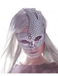 Hohtava venetsialainen naamio