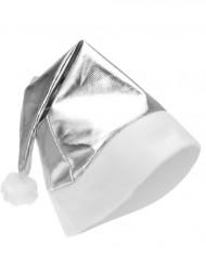 Tonttulakki hopeinen