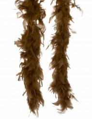 Ruskea boa/ höyhenpuuhka