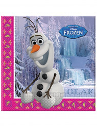 Frozen™ servetit 20kpl