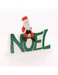 joulupukkikynttilä Noël