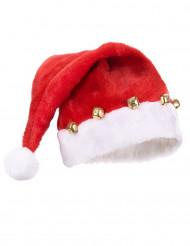 Joulupukin lakki kulkusilla