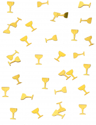 Samppanja konfetti