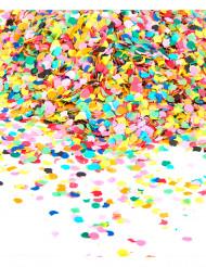 Moniväriset hohtavat konfetit 100 g