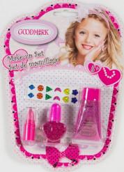Fashion kit -meikkisetti lapsille