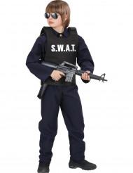 SWAT- erikoisjoukkojen liivi lapsille/nuorille