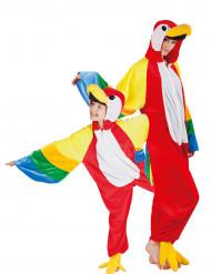 Papukaijat- pariasu aikuiselle ja lapselle