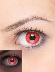 Tulikuvioiset UV-piilolinssit
