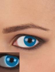 Siniset UV-piilolinssit
