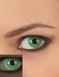 Vihreät UV-piilolinssit aikuisille