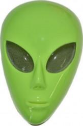 Vihreä UFO-naamari aikuisille