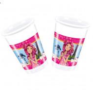 Mia and Me™ -muovimukit, 8 kpl