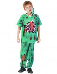 Zombielääkärin asu lapsille
