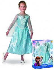 Luksus-naamiaispuku Frozen™ Elsa, ääni ja valo