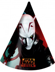 6 Star Wars Rebels™ juhlahattua