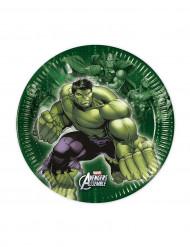 Avengers™ pahviset lautaset
