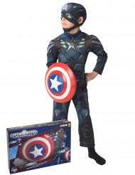 Topattu Kapteeni Amerikka™- asu lapsille