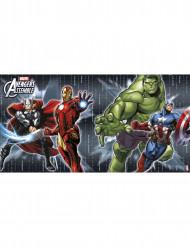 Avengers™ -ruokailualustat, 4 kpl