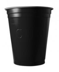 Mustat Original Cup -muovimukit