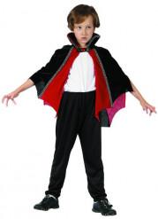 Vampyyrin punaisenmusta viitta lapsille