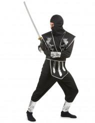 Hopea lohikäärme - Aikuisen ninjan naamiaisasu