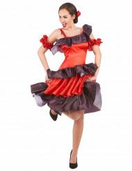 Naisten flamenco asu