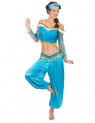Naisten itämainen tanssija-asu
