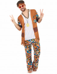 Rauhaa ja rakkautta - Värikäs hippiasu