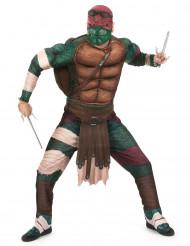 Mutanttininjakilpikonna Rafaellon™ naamiaispuku miehelle