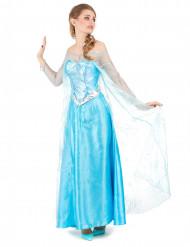 Aikuisten Frozen™ Elsa-asu