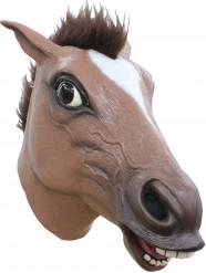 Ruskean hevosen naamari aikuisille