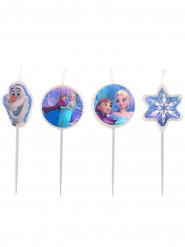 Frozen™- synttärikynttilät 9 cm