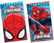 Spiderman™-muistivihkot 12kpl