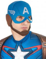 Aikuisten pehmeä naamiopäähine Captain America - Kapteeni Amerikka™
