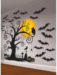 Halloween seinäkoristeet