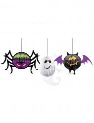 Ripustettavat 3D Halloween koristeet