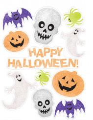 Halloween- ikkunatarrat