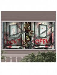 Zombiehyökkäys - Halloween juliste