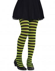 Mustavihreät sukkahousut lapsille