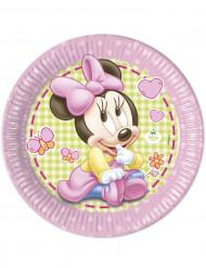 Minni Hiiri™ vauvana 8 kpl lautasia